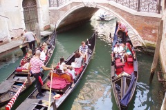 Venedig Stadtbesichtigung